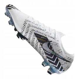 Buty piłkarskie Nike Vapor 13 Elite Mds Fg M CJ1295-110 granatowy, biały, szary/srebrny białe 3