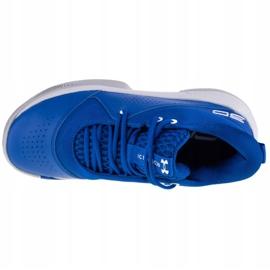 Buty Under Armour Sc 3Zero Iv M 3023917-400 niebieskie niebieskie 2
