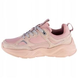 Buty Big Star Shoes W GG274655 różowe 2