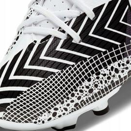 Buty piłkarskie Nike Mercurial Vapor 13 Academy Mds FG/MG Jr CJ0980-110 wielokolorowe białe 5
