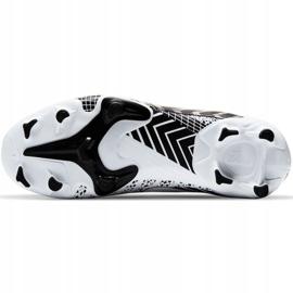 Buty piłkarskie Nike Mercurial Vapor 13 Academy Mds FG/MG Jr CJ0980-110 wielokolorowe białe 8