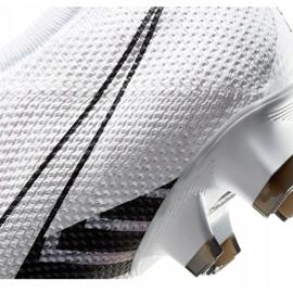 Buty piłkarskie Nike Mercurial Vapor 13 Pro Mds Fg M CJ1296-110 wielokolorowe białe 5