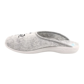 Kapcie Filcowe Wake Up Adanex 25642 Grey 1