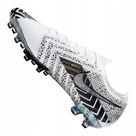 Buty piłkarskie Nike Vapor 13 Elite Mds AG-Pro M CJ1294-110 granatowy, biały, szary/srebrny białe 7