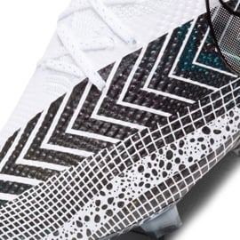 Buty piłkarskie Nike Superfly 7 Elite Mds Fg M BQ5469-110 granatowy, biały, szary/srebrny białe 1