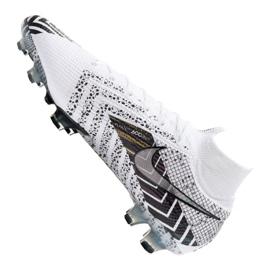 Buty piłkarskie Nike Superfly 7 Elite Mds Fg M BQ5469-110 granatowy, biały, szary/srebrny białe 2