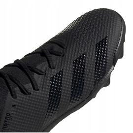 Buty piłkarskie adidas Predator 20.3 Tf czarne EE9577 2