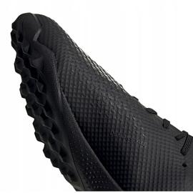 Buty piłkarskie adidas Predator 20.3 Tf czarne EE9577 3
