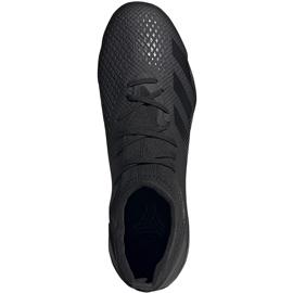 Buty piłkarskie adidas Predator 20.3 Tf czarne EE9577 1