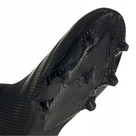 Buty piłkarskie adidas Predator 20.3 Ll Fg czarne EF1645 5