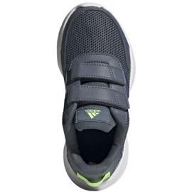 Buty adidas Tensaur Run C Jr FW4012 szare 1