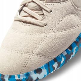 Buty halowe Nike The Premier Ii Sala M AV3153-114 beżowy beżowy 2