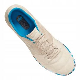 Buty halowe Nike The Premier Ii Sala M AV3153-114 beżowy beżowy 4