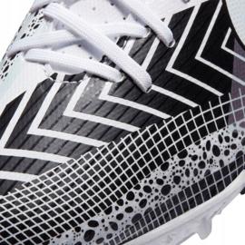 Buty piłkarskie Nike Vapor 13 Academy Mds Tf Jr CJ1178-110 wielokolorowe białe 1