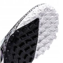 Buty piłkarskie Nike Vapor 13 Academy Mds Tf Jr CJ1178-110 wielokolorowe białe 2