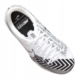 Buty piłkarskie Nike Vapor 13 Academy Mds Tf Jr CJ1178-110 wielokolorowe białe 5