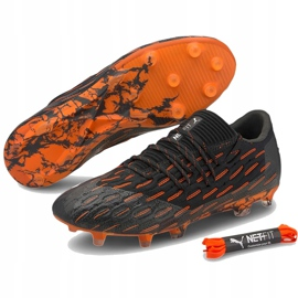 Buty piłkarskie Puma Future 6.1 Netfit Low Fg Ag 106182 01 czarne 3