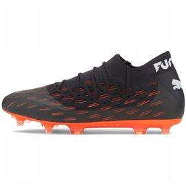 Buty piłkarskie Puma Future 6.2 Netfit Fg Ag 106184 01 czarne 2