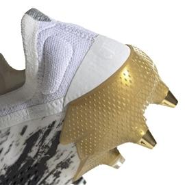 Buty piłkarskie adidas Preadator Mutator 20.1 L Sg FW9181 złoty 4