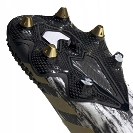 Buty piłkarskie adidas Preadator Mutator 20.1 L Sg FW9181 złoty 5