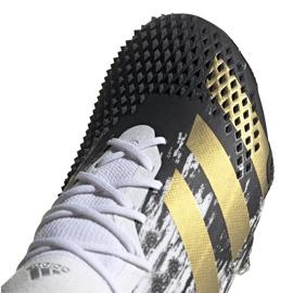 Buty piłkarskie adidas Preadator Mutator 20.1 L Sg FW9181 złoty 3