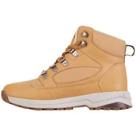 Buty męskie Kappa Sigbo brązowo-beżowe 242890 4150 2