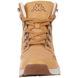Buty męskie Kappa Sigbo brązowo-beżowe 242890 4150 4