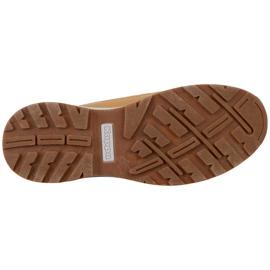 Buty męskie Kappa Sigbo brązowo-beżowe 242890 4150 5