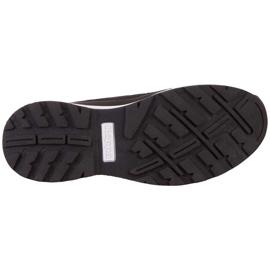 Buty męskie Kappa Sigbo czarno-niebieskie 242890 1164 czarne 5