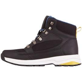 Buty męskie Kappa Sigbo czarno-niebieskie 242890 1164 czarne 2