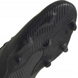 Buty piłkarskie adidas Nemeziz 19.2 Fg czarne F34386 5