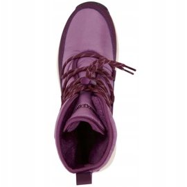 Buty Kappa Mayen W 242898 2623 fioletowe granatowe 1
