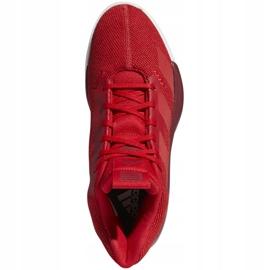 Buty do koszykówki adidas Pro Next 2019 M EH1967 czerwone czerwone 2