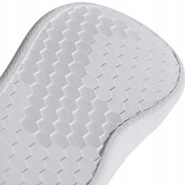 Buty dla dzieci adidas Grand Court I czarno białe EF0117 czarne 5