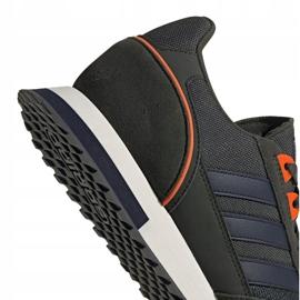 Buty adidas 8K 2020 M EH1433 granatowe pomarańczowe zielone 1