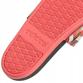 Klapki adidas Adilette Comfort W FW7256 różowe wielokolorowe 8