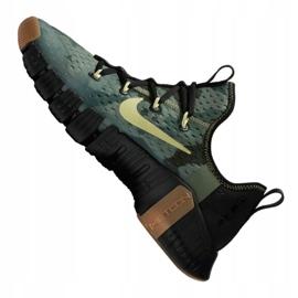 Buty treningowe Nike Free Metcon 3 M CJ0861-032 wielokolorowe zielone 5