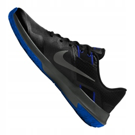 Buty treningowe Nike Varsity Compete 3 M CJ0813-012 czarne 3