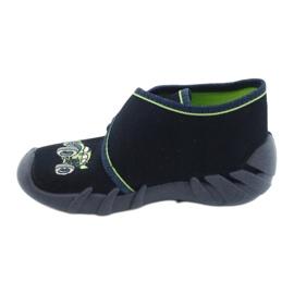 Befado  obuwie dziecięce 523P018 granatowe 2