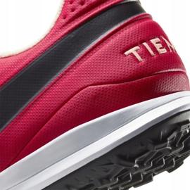 Buty piłkarskie Nike Tiempo Legend 8 Academy Tf M AT6100 608 czerwone czerwone 5