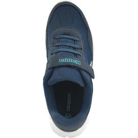 Buty dla dzieci Kappa Follow K granatowe 260604K 6737 2