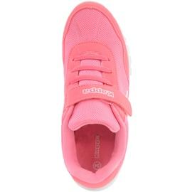 Buty dla dzieci Kappa Follow K różowe 260604K 7210 2