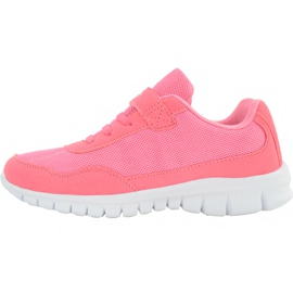 Buty dla dzieci Kappa Follow K różowe 260604K 7210 1