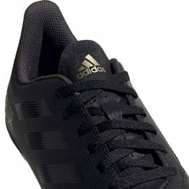 Buty piłkarskie adidas Predator 19.4 FxG Junior czarne EF8989 3