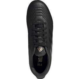 Buty piłkarskie adidas Predator 19.4 FxG Junior czarne EF8989 2