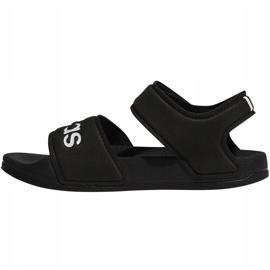 Sandały dla dzieci adidas Adilette Sandal K czarne G26879 2