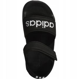 Sandały dla dzieci adidas Adilette Sandal K czarne G26879 1