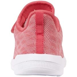 Buty dla dzieci Kappa Gizeh różowe 260597K 7210 4