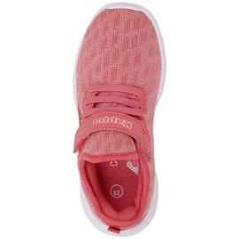 Buty dla dzieci Kappa Gizeh różowe 260597K 7210 1