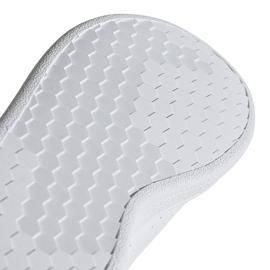 Buty dla dzieci adidas Advantage C biało-różowe EF0221 2